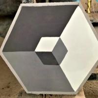 Hexagon Cement Tile